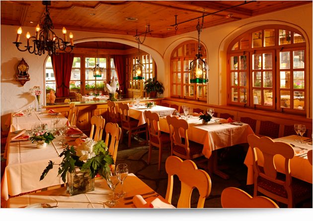 Restaurant Derbystube in Grindelwald