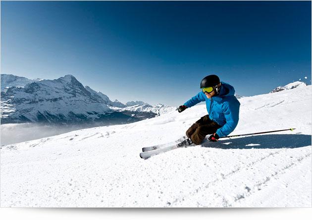 Winteraktivitäten in Grindelwald