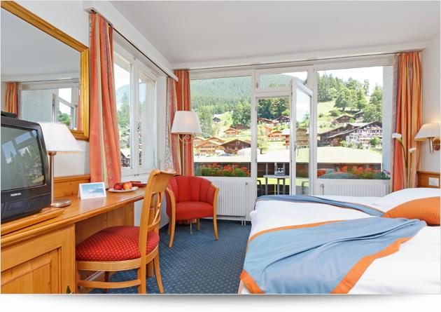Chambre double standard | Derby Hotel Grindelwald Schweiz ...