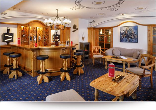 Derby Hotel Grindelwald - Hotel Bar