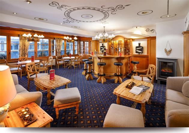 Derby Hotel Grindelwald Hotel Bar